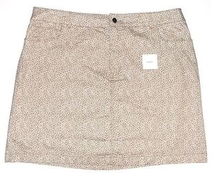 New $34-$38 CROFT & BARROW Womens SKORT Classic Fit Regular, Plus, Petite Sizes