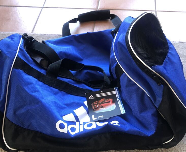 b18a554cd4f Adidas Unisex Sports Bag- Blue (New With Tags)   Sports Bags   Gumtree  Australia Melbourne City - Kensington   1201052435