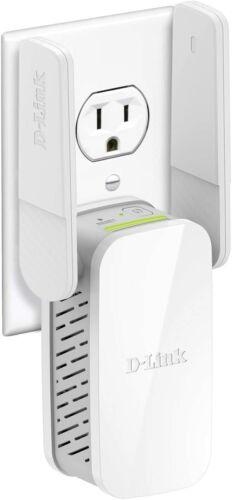 D-Link DAP-1610 AC1200 1200Mbps Dual-Band WiFi Range Extender w/Smart Signal