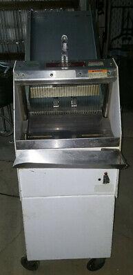 Berkel Floor Model Gravity Fed Feed Bread Slicer Slicing Machine Bakery Gmb 12