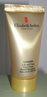 Elizabeth Arden Ceramide Lift and Firm Day Cream Broad Spectrum SPF 30 1 oz/30 g A New Lifting Day Cream