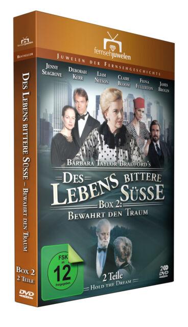 Des Lebens bittere Süße - Box 2: Bewahrt den Traum - Fernsehjuwelen (2 DVDs)