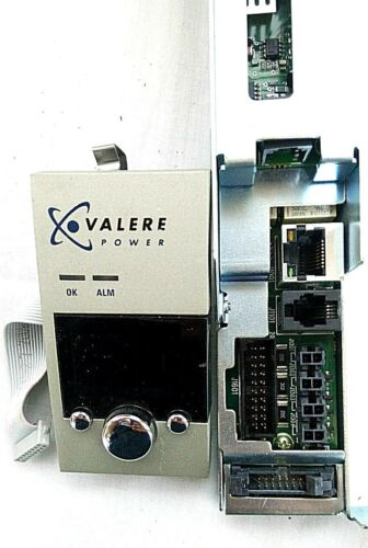 Eltek BC2000-A02-10VC System Controller W Display Unit Valere Power Supply