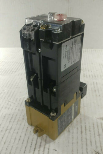 1 USED ALLEN-BRADLEY 700-PT TIME DELAY UNIT W/ 700-PK400A1 AC RELAY *MAKE OFFER*
