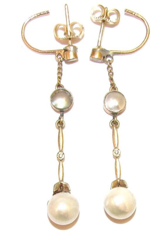 Antique Victorian Earrings Ebay
