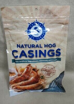 Natural Hog Casings For Sausage By Oversea Casing 8oz