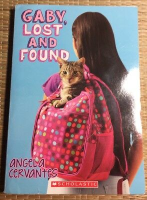 Gaby, Lost and Found by Angela Cervantes Paperback - Scholastic Kids Brand