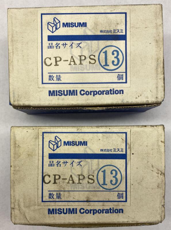 Misum Corp End Retainer Set CP-APS 13 Button Die 2 Pc