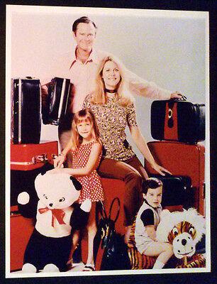 8x10 Photo~ TV's BEWITCHED ~Elizabeth Montgomery ~Dick Sargent ~Erin Murphy