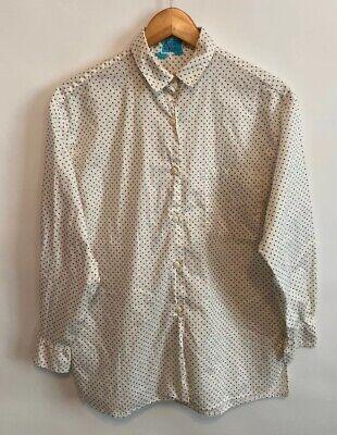 Vintage ALBUM by KENZO Button Down Shirt Blouse Top Size S
