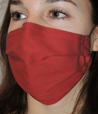Mundmaske - mit Nasenbügel u. Nasenerhöhung - Mund- Nasenschutz, Maske (Draht)