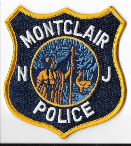 Montclair Police Department, New Jersey Shoulder Patch