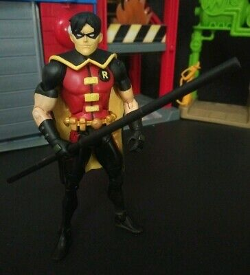 Used Mattel DC Universe Multiverse Young Justice Robin