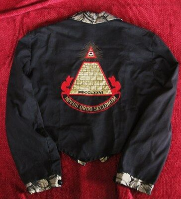 1985 OFFICIAL Desperately Seeking Susan Madonna Orion Pictures Jacket Promo Sex
