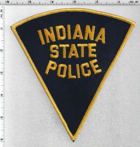 State Police (Indiana) Black Shoulder Patch 4