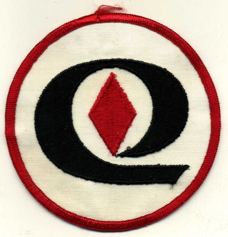 Historical Patch