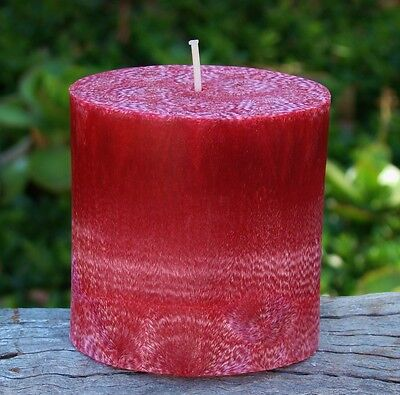 Y Chocolate VALENTINE Gift OVAL CANDLE Free Shipping/postage (Patty Valentine)