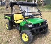 2012 JOHN DEERE GATOR XUV 825I FUEL INJECTED 4X4 LOW HOURS VERY T Horsley Park Fairfield Area Preview