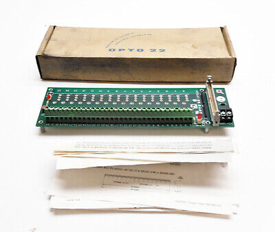 New Opto 22 G4pb16h Programmable Logic Controller Pc Board