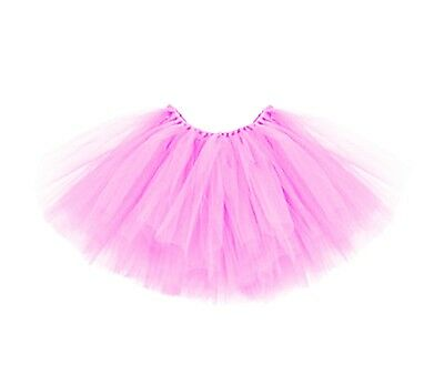 Tütü Tutu Ballettrock Tüllrock Lagen Petticoat Ballettkleid Rock - Rosa Tutu Ballett