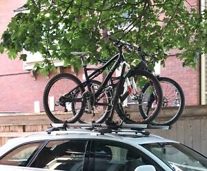 Thule 594XT Sidearm Upright Bike Racks