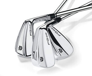 New 2013 Wilson Staff Men's FG 62 Irons 3-PW Right Hand S300 Flex Golf