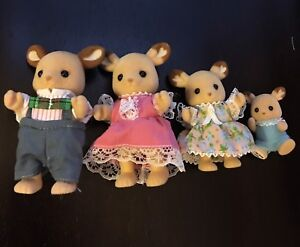 Little Critters Bunny family