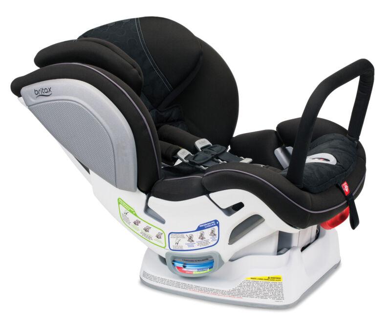Britax Advocate CT ClickTight Convertible Car Seat in Circa w/ ARB Open Box!