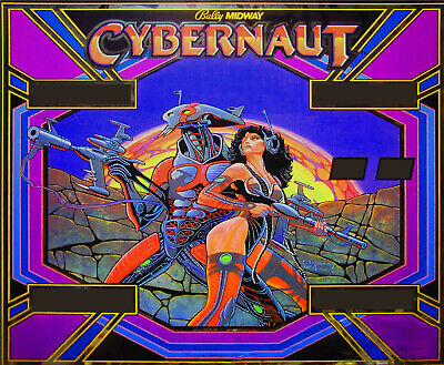 CYBERNAUT Pinball LED Lighting Kit custom SUPER BRIGHT KIT