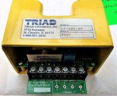 (Triad Controls LT-101-2P Palm Switch WORKING PULL [C4S3])