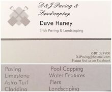 D & J PAVING AND LANDSCAPING Banksia Grove Wanneroo Area Preview