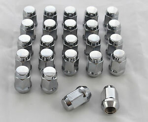 24-x-CHROME-WHEEL-NUTS-NISSAN-NAVARA-D21-D22-D40-12-x-1-25mm
