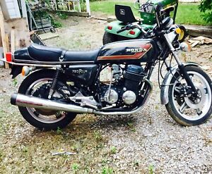 1977 Honda 750-4 Supersport