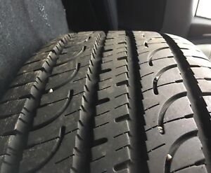 235/55r19 yokohama geolandar like new.