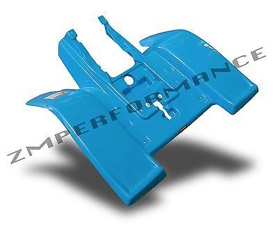 NEW YAMAHA BANSHEE YFZ 350 ELECTRIC BLUE REAR FENDER PLASTIC