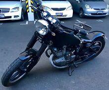Yamaha XS250 'Custom Bobber' East Victoria Park Victoria Park Area Preview