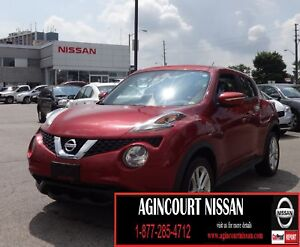 2016 Nissan Juke SV |BACKUP CAMERA|PUSH START BUTTON|FRONT HE...