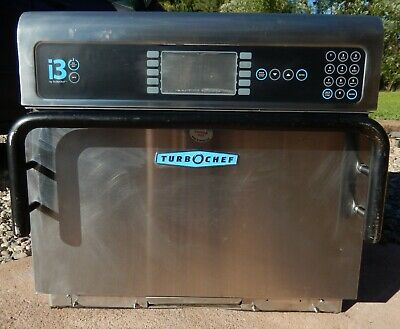 Turbo Chef I3 Electric Countertop High Speed Microwave Convection Oven