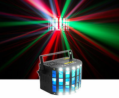 Chauvet DJ KINTA FX Multi-Effect DMX Light w/ Laser,Strobe And Derby KINTAFX