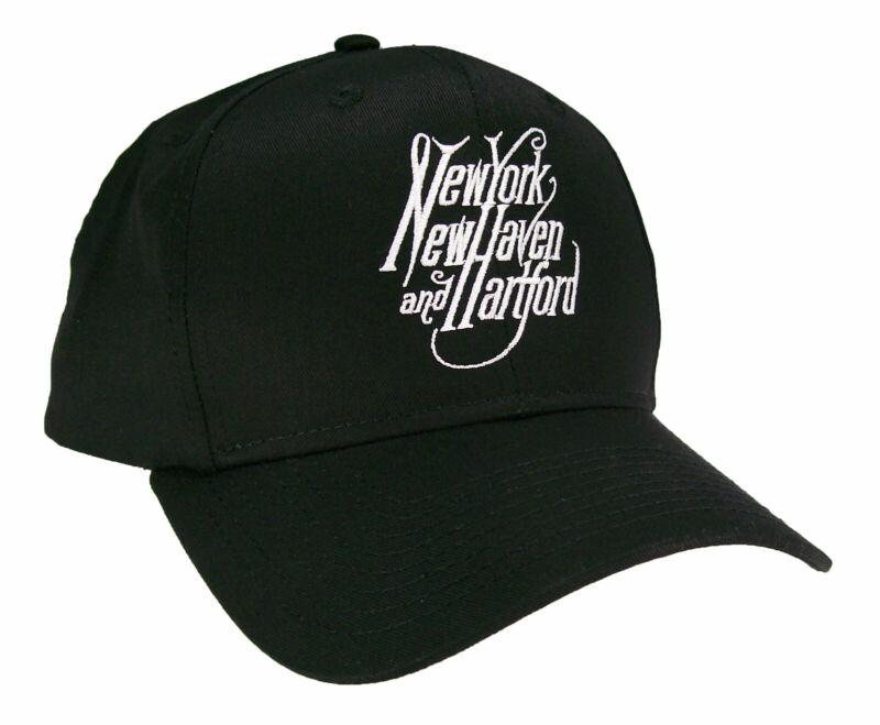 New York New Haven & Hartford Embroidered Railroad Cap #40-0057