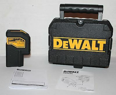 Dewalt 3 Spot Laser Level Dw08301.