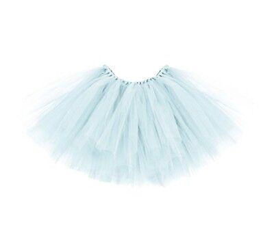 Tütü Tutu Ballettrock Tüllrock Lagen Petticoat Ballettkleid Rock - Weiß Tutu Rock