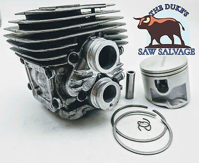 Dukes Titanium Nitride Coated Piston Nikasil Cylinder Fits Stihl Ts410 Ts420