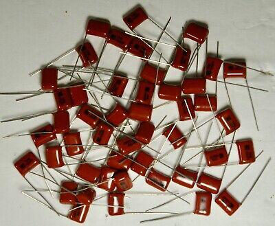 .027uF 630V 275V 250V 100V 50V 5/% Panasonic polypropylene capacitors 25 pcs
