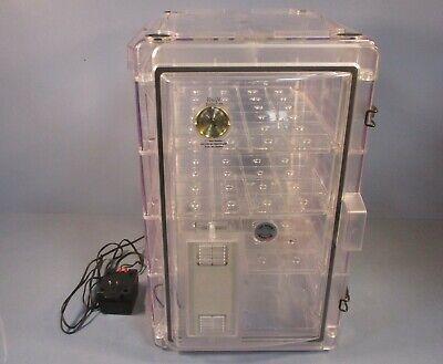 Bel-art Scienceware 420741115 Secador Auto Dessicator With Analog Hygrometer