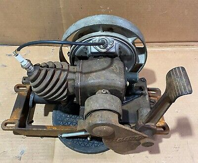 Great Running Maytag Model 92 Gas Engine Hit Miss Sn 761570