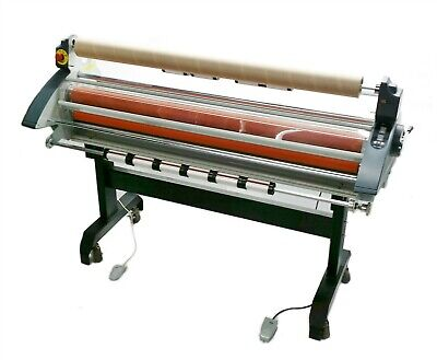 Royal Sovereign Rsc-1400c 55 Wide Format Front Feed Cold Roll Laminator