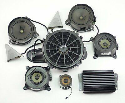 Mercedes CL Coupe C215 Lautsprecher Bose Sound Verstärker System 2158200189 Bj01