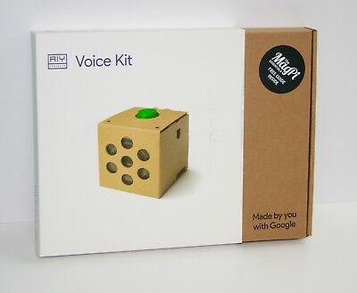 Google Aiy Projects Voice Kit New In Box