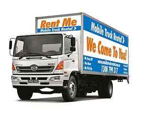 Moving truck hire Springfield Lakes Ipswich City Preview